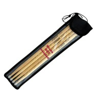 DRUM STICK BAG - HOLDS 2 PAIRS - SECONDS