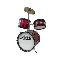 JUNIOR (KIDS) DRUM KIT 3 PC - CHILDRENS DREAM