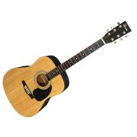 Corde: Western Style Acoustic Guitar - Natural