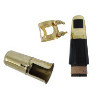 Mouthpiece: Jazz Clarinet - Gold Plated