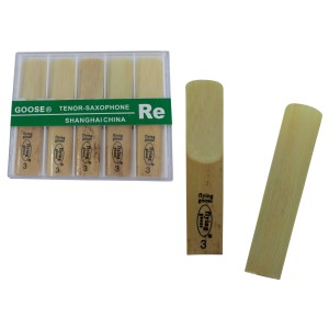 REEDS (10) FOR TENOR SAX - 3.0's