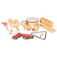 EXCELLENT VALUE PERCUSSION SET FOR KIDS Other Percussion Instruments